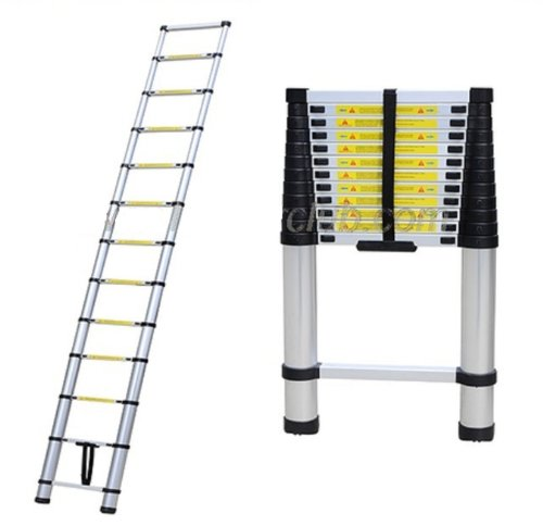 Midland Extendable Aluminum Ladders : Great gift ideas for the garage — door repair co