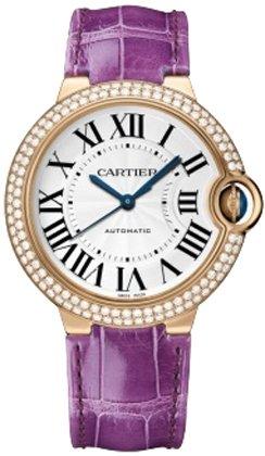Cartier New Cartier Ballon Bleu Unisex Gold Watch We900551