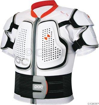POC Spine VPD Protective Body Armor: White; LG/XL