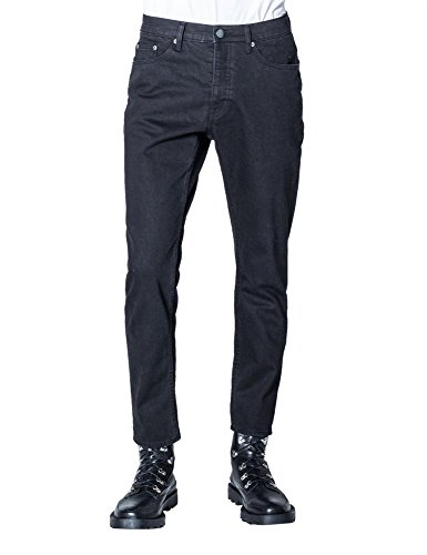 cheap-monday-mens-in-law-rinse-mens-black-jeans-in-size-34-black