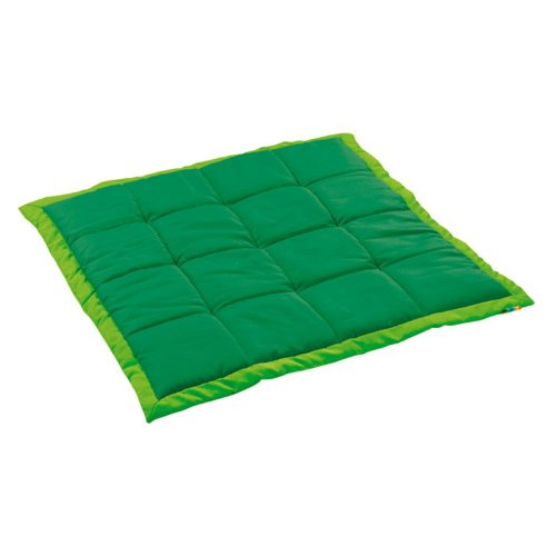 Wesco Wesco Cocoon Square Mat, Dark Green/Light Green front-910376
