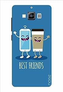 Noise Wifi And Coffee Printed Cover for Xiaomi Redmi 2 Prime / Redmi 2S