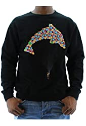 Odd Future Men's Jasper Balloon Crewneck