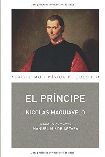 El Príncipe (Básica de Bolsillo)