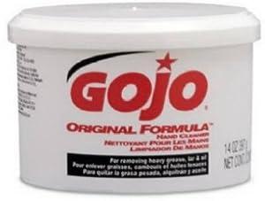 Gojo Industries 1109-12 14-oz. Original Formula Creme Hand Cleaner