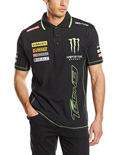 monster-tech3-polo-homme-noir-vert-fr-xl-taille-fabricant-xl