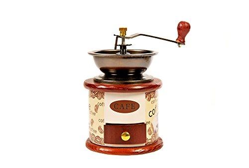 coffee-grinder-manual-hand-maker-beans-cream-mahogany