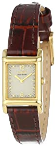 Citizen Women's Eco-Drive Leather Strap #EW8282-09P