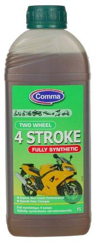 Comma FSTFS1L 1L Two Wheel 4 Stroke Fully Synthetic Motor Oil