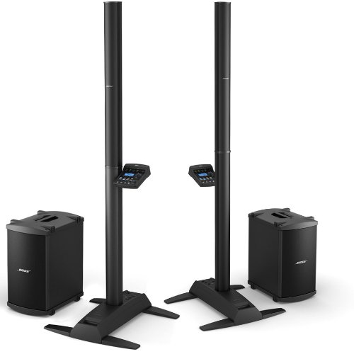 (2) Bose® L1® Model Ii System W/ B2 Bass And Tonematch® Audio Engine - Black