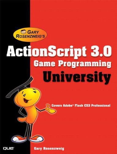 ActionScript 3.0 Game Programming University
