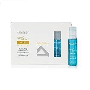 AlfaParf Semi Di Lino Illuminating Essential Oil -Blue (12 x .43 oz.)