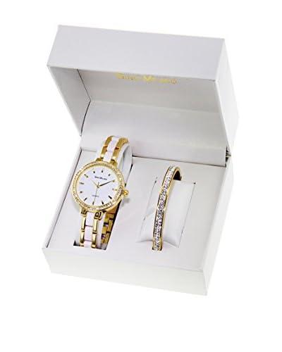 GINO MILANO Reloj de cuarzo + Pulsera MWF14-046A 38 mm