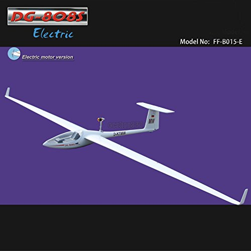 Sangdo DG-808S Electric Glider 4000mm KIT with Motor & Propeller RC model Sailplane (Sailplane Model compare prices)