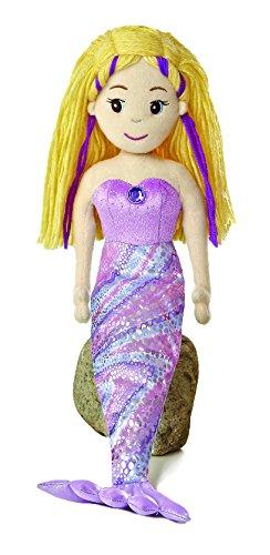 "Aurora World Serena Mermaid 18"" Plush"