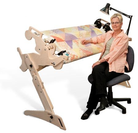 Grace 3-Z44 Professional Fabri-Fast Quilting Frame-Plain