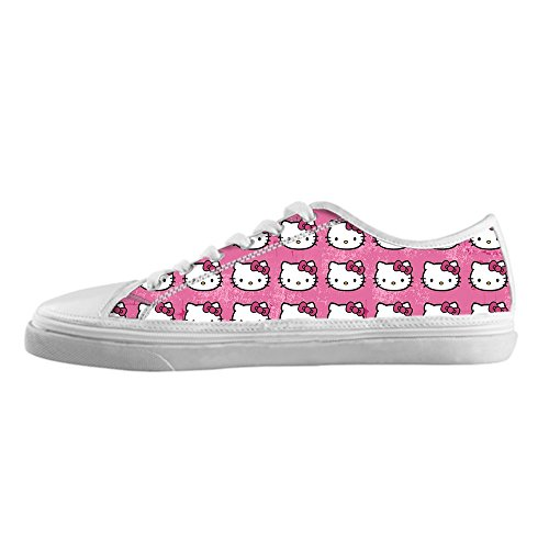 YKMS-Hello-Kitty-Womens-Canvas-Shoes-Custom-Sneakers-Zipper-Casual-Shoes