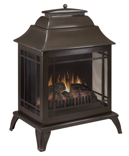 Dimplex Eosm-2007 Spectra Electric Outdoor Stove With Citroblock Insect-Repellent System