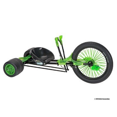 green machine seat
