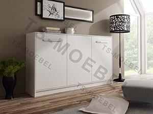 wandklappbett schrankbett wandbett smart 90x200. Black Bedroom Furniture Sets. Home Design Ideas
