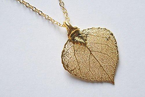 halskette-mit-echtem-aspen-kette-mit-blattmuster-in-gold