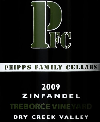 2009 Pfc Treborce Vineyard Zinfandel 750 Ml