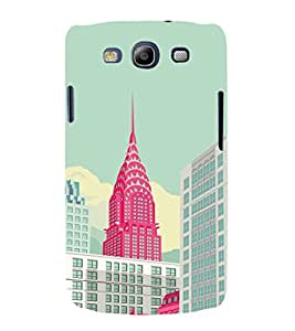 EPICCASE New york new life Mobile Back Case Cover For Samsung Galaxy S3 Neo (Designer Case)