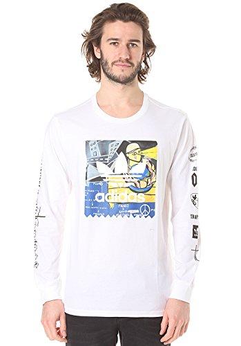 adidas Originals A$AP Ferg L/S AY2662 Tee T Shirt T-Shirt Limited Edition Mens