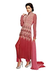DivyaEmporio Women's Ethnic Salwar Suit Dupatta Unstitched Dress Material (Free Size) - B00V07RNA2