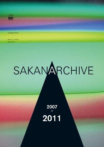 SAKANARCHIVE 2007-2011 〜サカナクション ミュージックビデオ集〜 [DVD]