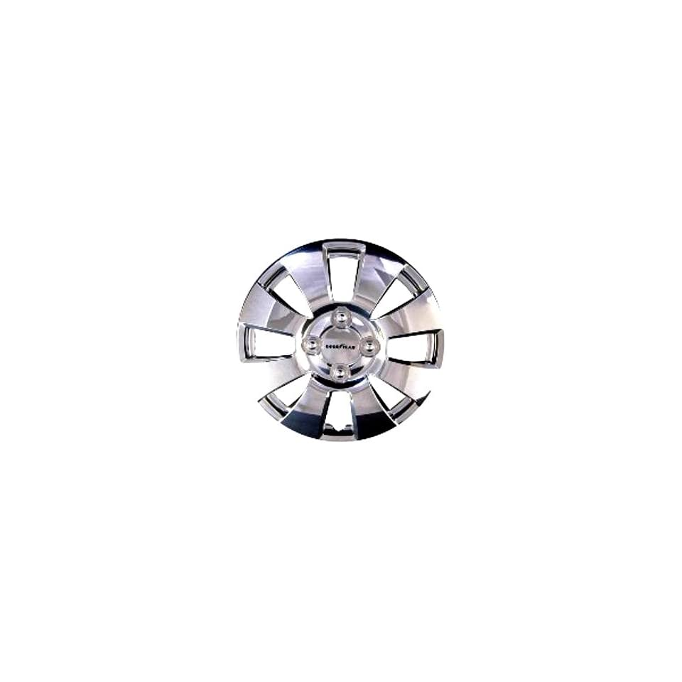Goodyear GY WC2013 1270 13 Chrome and Lacquer ABS Plastic Universal Wheel Cover Set   Pack of 4