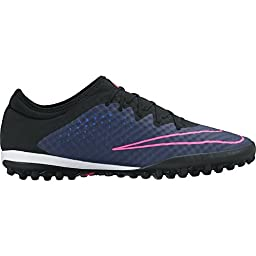 Nike MercurialX X Finale Turf Shoes [MIDNIGHT NAVY] (8.5)