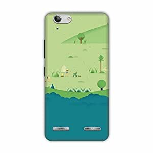 HAPPYGRUMPY PRINTED DESIGNER HARD BACK COVER FOR LENOVO K5 PLUS/ LENOVO K5
