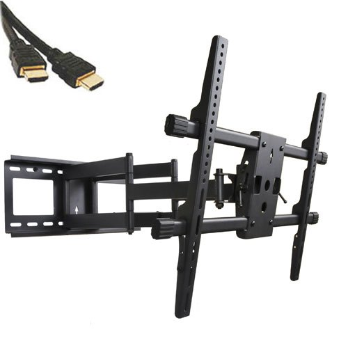 Купить со скидкой Videosecu Dual Arm Cantilever Steel Wall Mount Bracket for Sony Bravia KDL-52XBR3 KDL-40EX640 KDL-40