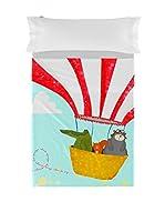 Baleno Juego De Sábanas Balloon Ride (Multicolor)