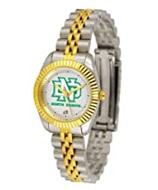 North Dakota Fighting Sioux Suntime Ladies Executive Watch - NCAA College Athletics