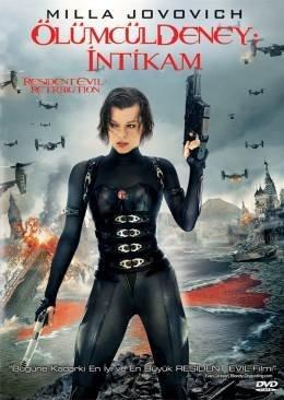 Resident Evil Retribution - Olumcul Deney Intikam by Michelle Rodriguez