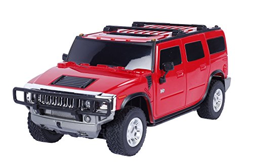Catterpillar Remote Controlled H2 Hummer 1:24 ( Includes Rechargeable Batteries & Charger)