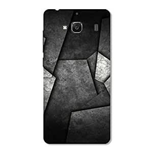 OVERSHADOW DESIGNER PRINTED BACK CASE COVER FOR REDMI 2/REDMI 2 PRIME