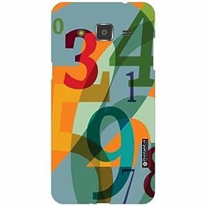 Samsung Galaxy j2 Back Cover - Silicon Numeric Designer Cases