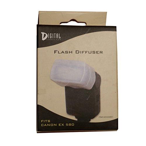 Diffusore per Flash professionale e amatoriale per fotografi!! massimizzare le Canon EX580 Controllo Flash fotocamera. Diffuseur de Flash %2F Blitz-%2F Diffusor-Diffusore Flash de Difusor %2F Istantaneo.