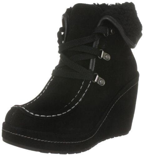 Rocket Dog - Stivaletti Bonfire, nero (Schwarz (Black)), 39