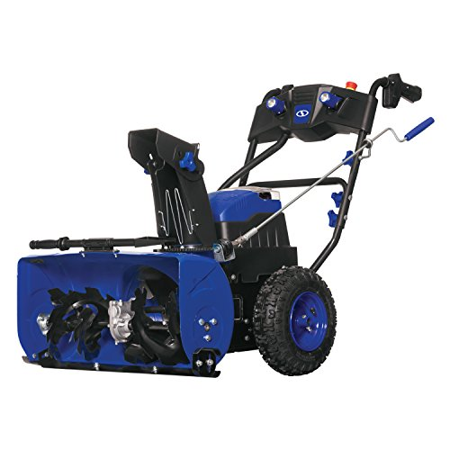 Snow Joe iON24SB-XRP 80V Max 6.0 Ah Cordless Self-Propelled Two-Stage 3-Speed + Reverse Digital Drive Snow Blower (Blower Joe compare prices)