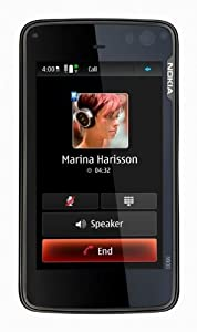 Nokia N900 Sim Free Mobile Computer with Maemo 5 Software