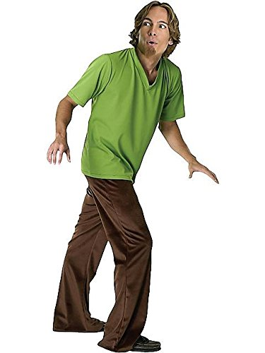 Scooby Doo Shaggy Adult Standard Costume