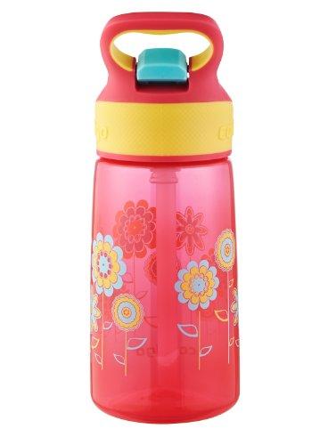 Contigo康迪克  400ml 儿童运动水壶,2色可选图片