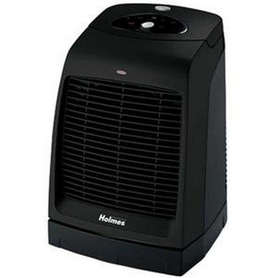 Holmes HFH5606-UM One-Touch Oscillating Heater/Fan, 9 1/8