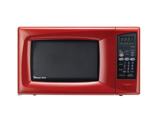 Countertop Microwave Reviews 2012 : Microwave Oven Countertop Reviews: Magic Chef .9 Cu Ft Countertop ...