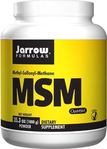 Jarrow Formulas MSM, Strengthens Joints, 1000 mcg, 1 kg