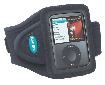 Imagen de Tune Belt Brazalete View Open for iPod nano 3G